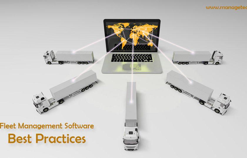 Fleet Management Software Best Practices