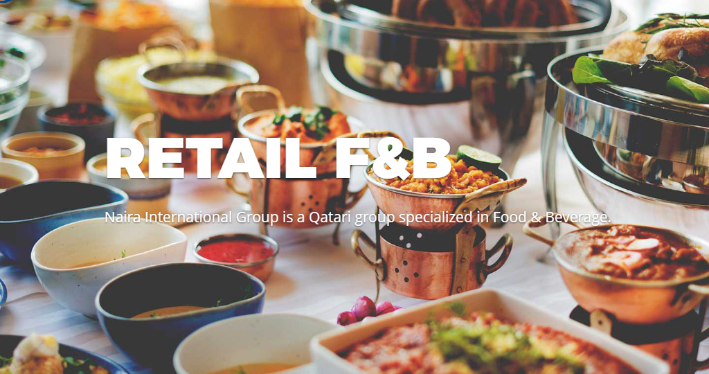 Why Naira international group is Recognized as a Leader in Retail F&B Industry?