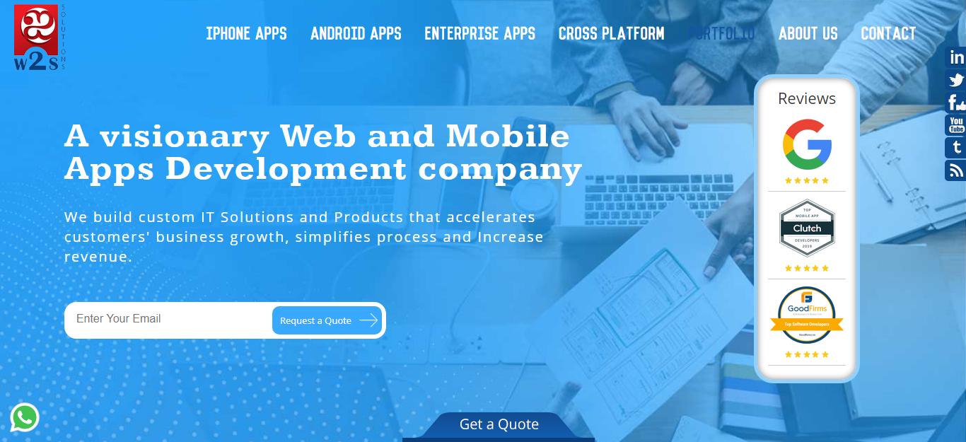 Top 10 Location based App Development Companies in India - 2019