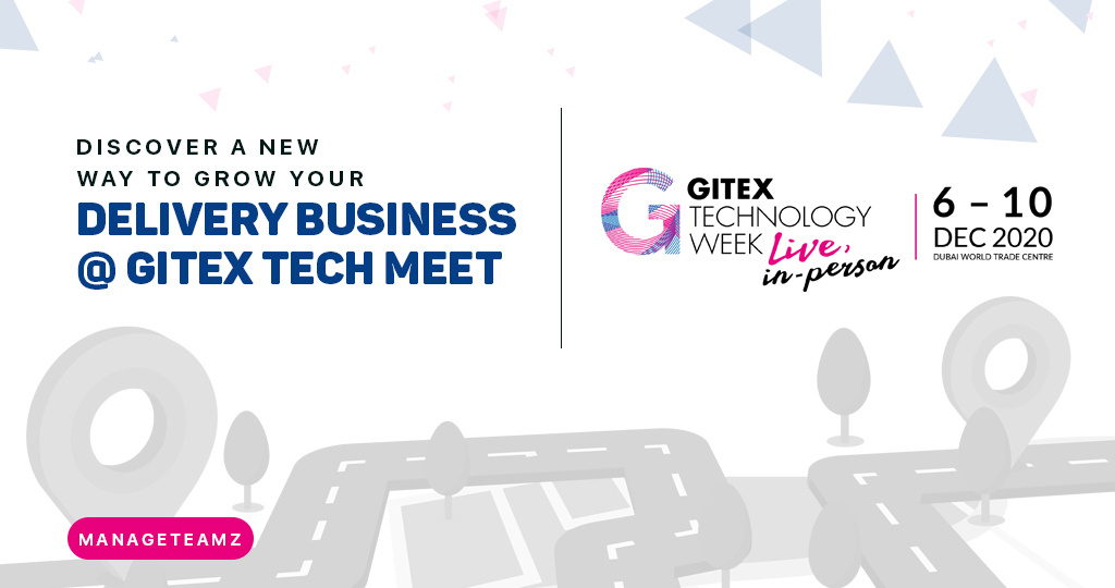 Discover a new way to grow your delivery business at GITEX technology meet