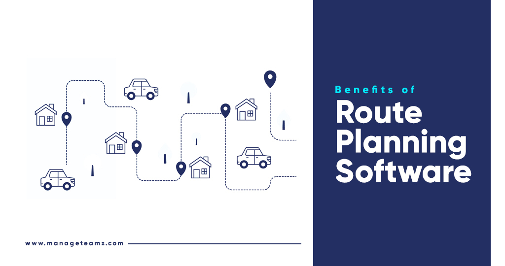 Benefits of Route Planning Software in the Logistics Industry