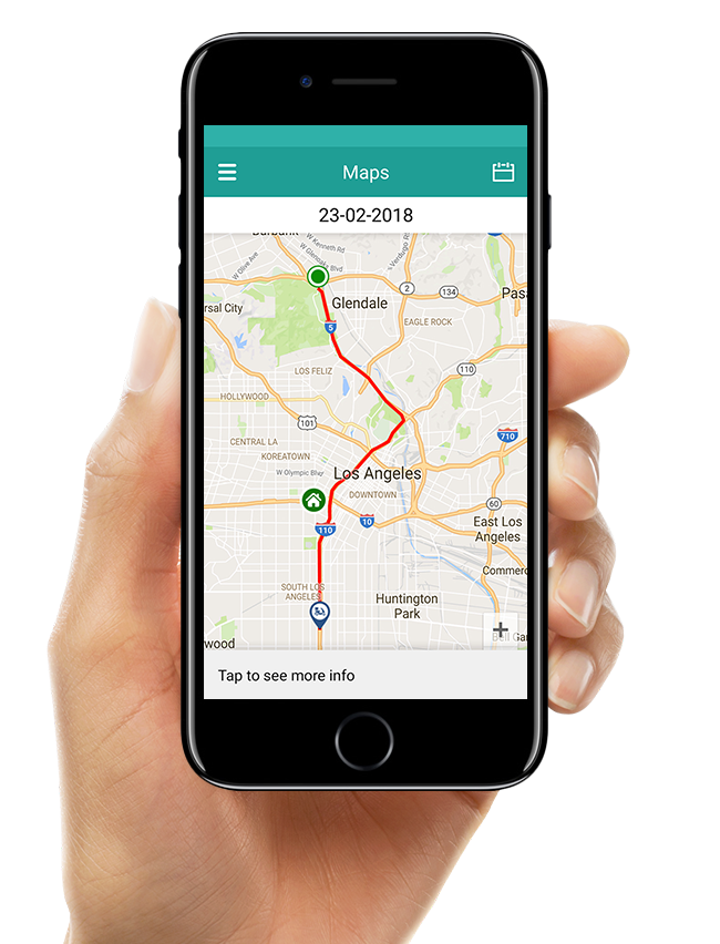 Live Tracking App for Delivery, Multi Pickup | Proof of Delivery App